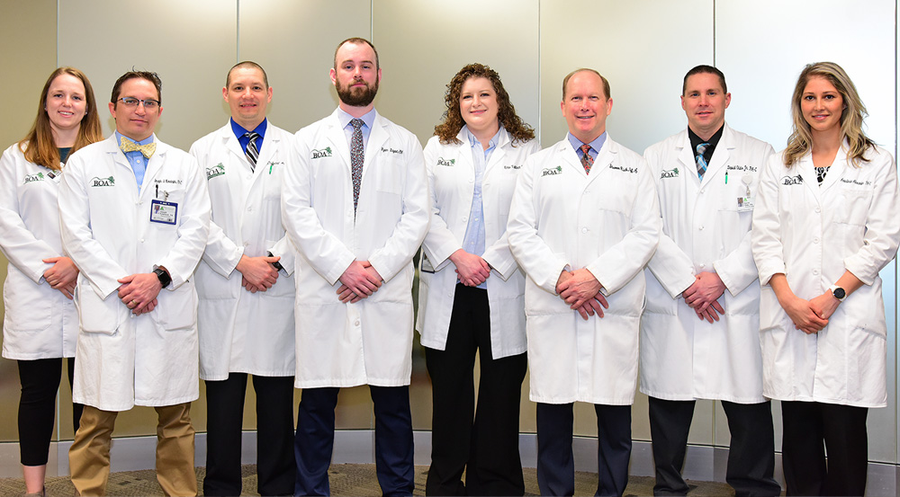 physician assistants group